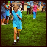 Photo taken at MCS Race for Education by Diane M. on 10/6/2012