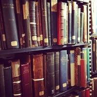 Photo taken at Boston Athenaeum by Lizzie M. on 1/10/2013