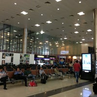 Photo taken at Pune International Airport (PNQ) by Edward R. on 2/21/2013