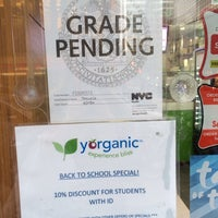 Photo taken at Yorganic by Julie H. on 12/11/2013