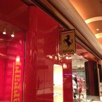 Photo taken at Ferrari Maserati Showroom and Dealership by Abdul S. on 10/29/2012