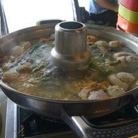 Photo taken at Nuansa Cafe & Sky Lounge by Suvina J. on 9/29/2012