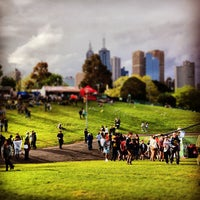 Photo taken at Sidney Myer Music Bowl by Kirill K. on 10/6/2012