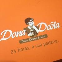 Photo taken at Dona Deôla by Natasha C. on 1/6/2013