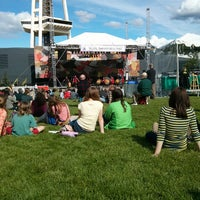 Photo taken at Seattle Center by Megan W. on 5/24/2013