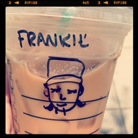 Photo taken at Starbucks by Frankie L. on 7/2/2013
