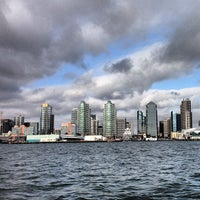 Photo taken at San Diego Bay by DJ JOSH L. on 6/4/2013