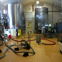Photo taken at Brewery Ommegang by Ashleigh L. on 4/15/2013