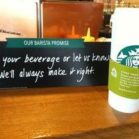 Photo taken at Starbucks by Brandon B. on 7/4/2014