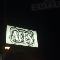 Photo taken at Ace's Bar by Kevin H. on 11/24/2012