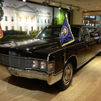 Photo taken at The Lyndon Baines Johnson Library and Museum by Alex H. on 5/27/2013