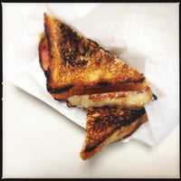 Photo taken at Grilled Cheese Nation Food Truck by Sal on 5/7/2013