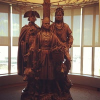 Photo taken at National Museum of the American Indian by Zachariah H. on 3/22/2013