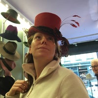 Photo taken at The Hat Shop by Chelle . on 9/26/2015