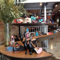 Photo taken at John Fluevog Shoes by Kat R. on 7/12/2014
