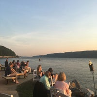 Photo taken at Dobbs Ferry Waterfront Park by alyssa c. on 6/27/2016