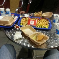 Photo taken at Burger King by BARBAROS K. on 3/1/2013