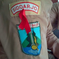Photo taken at SMA Negeri 3 Sidoarjo by Uthie N. on 11/30/2012