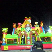 Photo taken at Alun - Alun Kidul Surakarta by Nanang W. on 10/24/2015