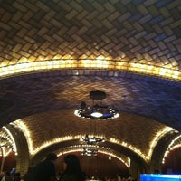 Photo taken at Grand Central Oyster Bar by Kevin E. on 4/4/2013