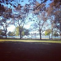 Photo taken at Hampton University by Da'Quan L. on 10/21/2012