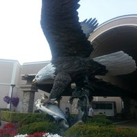 Photo taken at Seven Feathers Casino Hotel by Cory M. on 9/18/2012