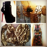 Photo taken at ISA boutique by Kelly S. on 11/28/2012