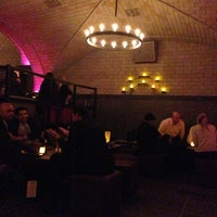 Photo taken at Cellar Bar at Bryant Park Hotel by Maxime G. on 3/21/2013