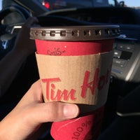 Photo taken at Tim Hortons by elle_fab on 9/19/2015