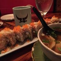 Photo taken at JoTo Thai-Sushi Tampa by Lizzy on 11/18/2015