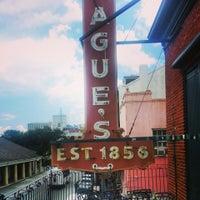 Photo taken at Tujague's Restaurant by Melissa C. on 6/17/2013