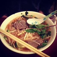 Photo taken at Phở 79 by Meghan K. on 2/2/2013