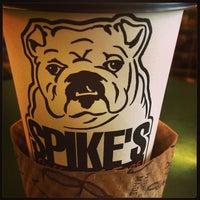 Photo taken at Spike's Coffee & Tea by Brett M. on 12/21/2012