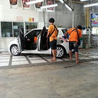 Photo taken at Master Clean Car Care by Tanakit Y. on 7/13/2013