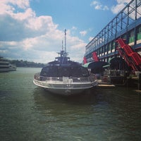 Photo taken at Chelsea Piers by Kimberly T. on 9/8/2013