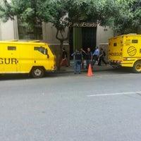 Photo taken at BancoEstado by Reinaldo D. on 12/11/2012
