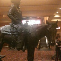 Photo taken at South Point Hotel & Casino by Alex K. on 11/18/2012