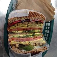 Photo taken at Sandwich Theory by Alexi-Rae W. on 4/26/2014