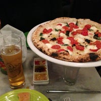 Photo taken at Tony's Pizza Napoletana by Joyce Y. on 2/8/2013