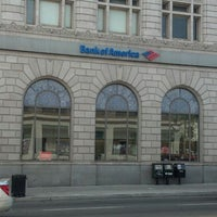 Photo taken at Bank of America by Marco P. on 3/29/2014
