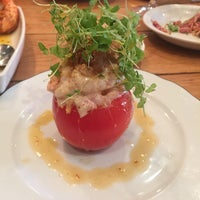 Photo taken at Tapeo by Andrew C. on 6/16/2016
