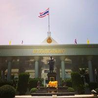Photo taken at Pattaya Provincial Court by Munir M. Nid on 6/19/2014