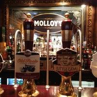 Photo taken at Molloy's by Carmina M. on 11/3/2012