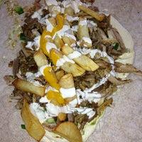 Photo taken at Super Sal Market / Dr.Sandwich & Shawarma by Mordechai מרדכי є. on 11/21/2012