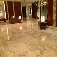 Photo taken at Kerry Hotel by david b. on 1/28/2013