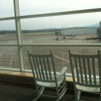Photo taken at Burlington International Airport (BTV) by Cormac B. on 4/29/2013