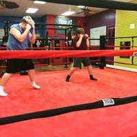 Photo taken at Shakehouse Boxing by Sammie M. on 9/30/2015