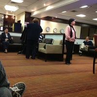 Photo taken at Delta Sky Club Lounge by Mabel L. on 6/4/2013