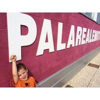 Photo taken at Palazzetto Dello Sport by Riccardo V. on 5/30/2015