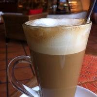 Photo taken at Cafe Moka by Bintoro A. on 8/20/2014